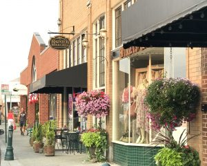 Downtown Enumclaw offers a walkable district for shopping and dining.